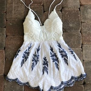 Dresses & Skirts - Lacey romper